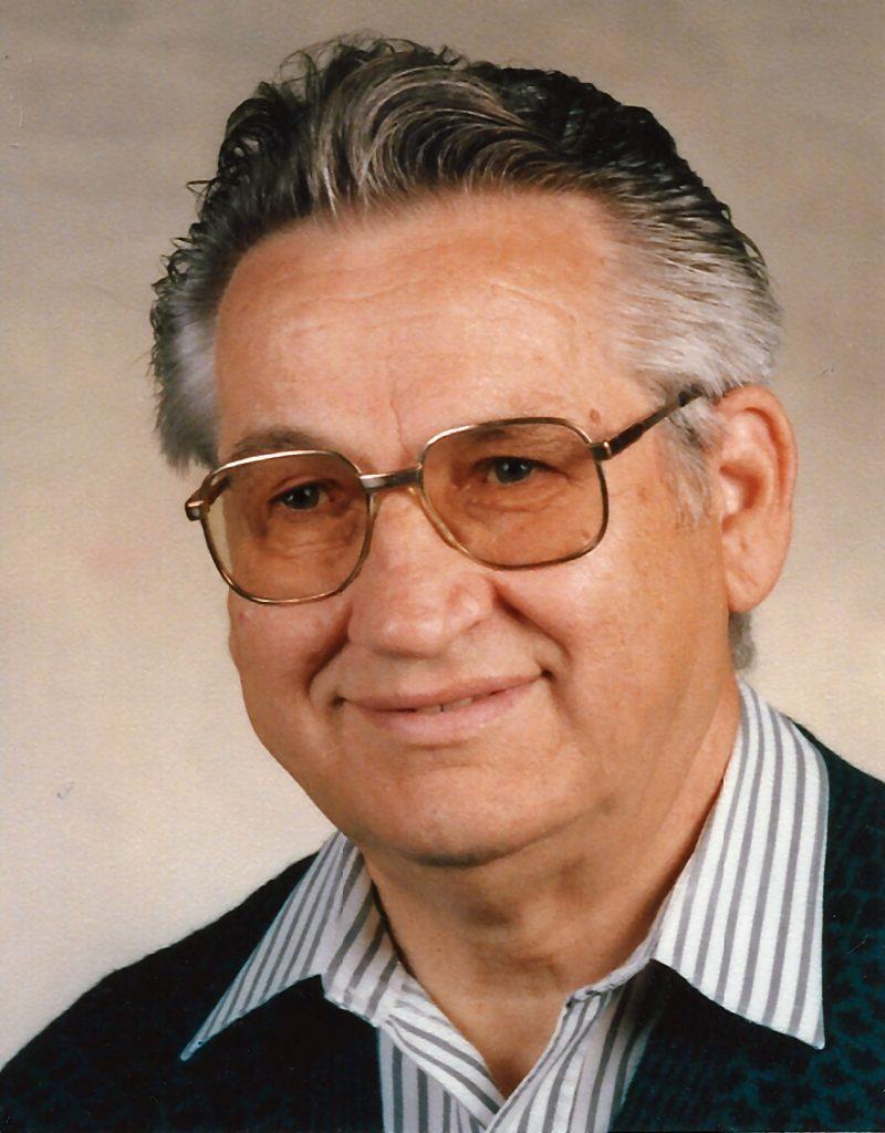 Valentin Vutuc, *06. Januar 1934 +24. August 2021, Ehrenmitglied und ehemaliger Vorstand